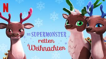 Die Supermonster retten Weihnachten (2019)
