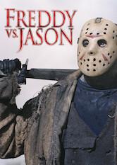 Search netflix Freddy vs. Jason