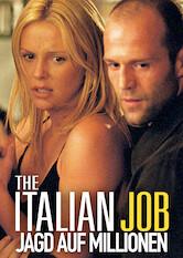 Search netflix The Italian Job