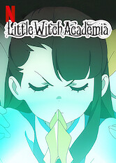 Search netflix Little Witch Academia