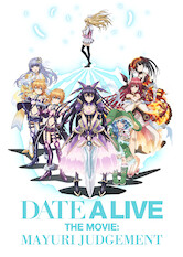 Search netflix Date A Live The Movie: Mayuri Judgement