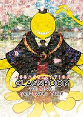 Search netflix Assassination Classroom: 365 Days