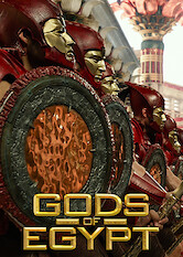 Search netflix Gods of Egypt