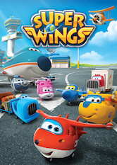 Search netflix Super Wings