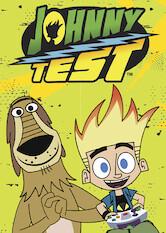 Search netflix Johnny Test