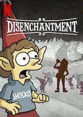 Search netflix Disenchantment