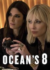 Search netflix Ocean's 8