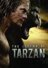 Search netflix The Legend of Tarzan