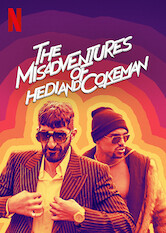 Search netflix The Misadventures of Hedi and Cokeman