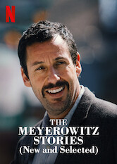 Search netflix The Meyerowitz Stories (New and Selected)