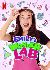 Search netflix Emily's Wonder Lab